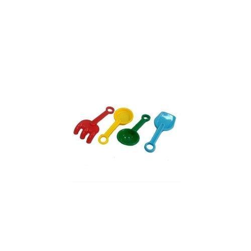 Игровой набор для песочницы Jiahe Plastic в ассортименте Лопатка 13 см