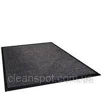 Полипропиленовый грязезащитный  коврик 40*60, серый. 1022527, фото 2