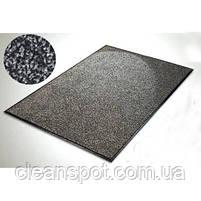 Полипропиленовый грязезащитный  коврик 90*150, серый. 1022528, фото 2