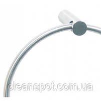 Держатель полотенец металлический круглый MEDINOX.  AI0110CS, фото 2