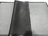 Грязезащитный  коврик Ватер-Холд (Water-hold), 180*120, серый. 1022501, фото 2