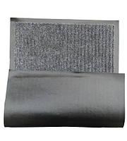 Грязезащитный коврик Дабл Стрипт, 120*150 серый. 1022521, фото 3