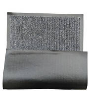 Грязезащитный коврик Дабл Стрипт, 90*150 серый. 1022517, фото 3