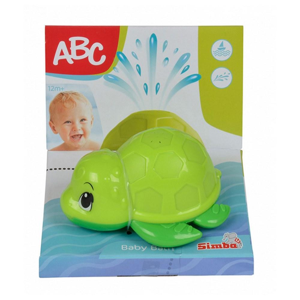 Игрушка для ванны Черепашка Simba (4010013)