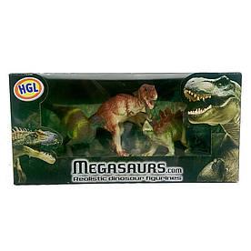 Игровой набор HGL Мир динозавров серия С (SV12181)