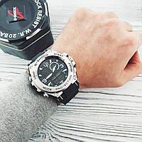 Мужские часы Casio G-Shock черные, стильные. На подарок мужу, парню!