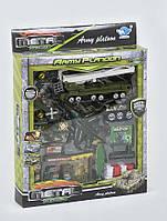 Набор Военной техники металлопластиковый, темный SKL11-203339