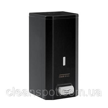 Дозатор для дезінфікуючого засобу, 1.5 л, чорний. DJS0033B