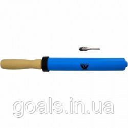Насос для мячей SWIFT Amateur (голубой)