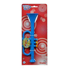 Детский музыкальный инструмент Труба Simba Веселые ноты (683 4044)