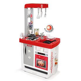 Игровой набор Интерактивная кухня Bon Appetit с аксессуарами Smoby (310800)