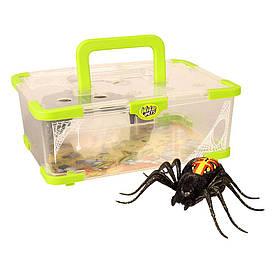 Игровой набор Moose Логово паука и его житель (29002)