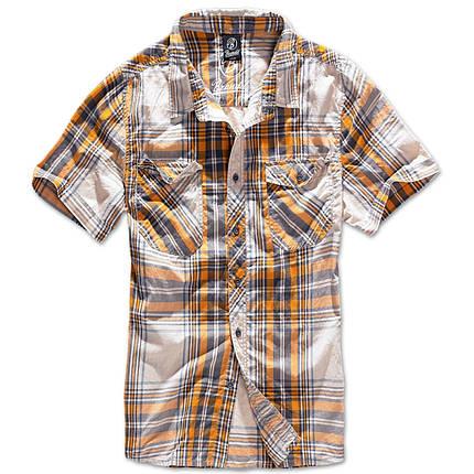 Рубашка Brandit Roadstar SAND-YELLOW (L), фото 2
