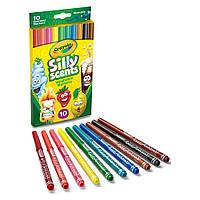 Ароматизированные фломастери Crayola 10 шт
