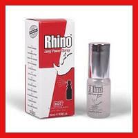 """Пролонгує спрей """"Rhino Long Power Spray"""", 10 мл, оригінал НІМЕЧЧИНА + ПОДАРУНОК"""