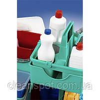 Тележка для уборки Nick Plus 310.  0P066549, фото 2