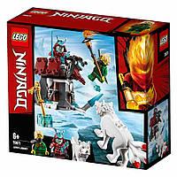 Конструктор LEGO Лего Ninjago Путешествие Ллойда (70671)