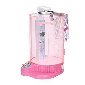 Автоматическая душевая кабинка для куклы Baby Born Беби Борн - ВЕСЕЛОЕ КУПАНИЕ (с аксессуаром)