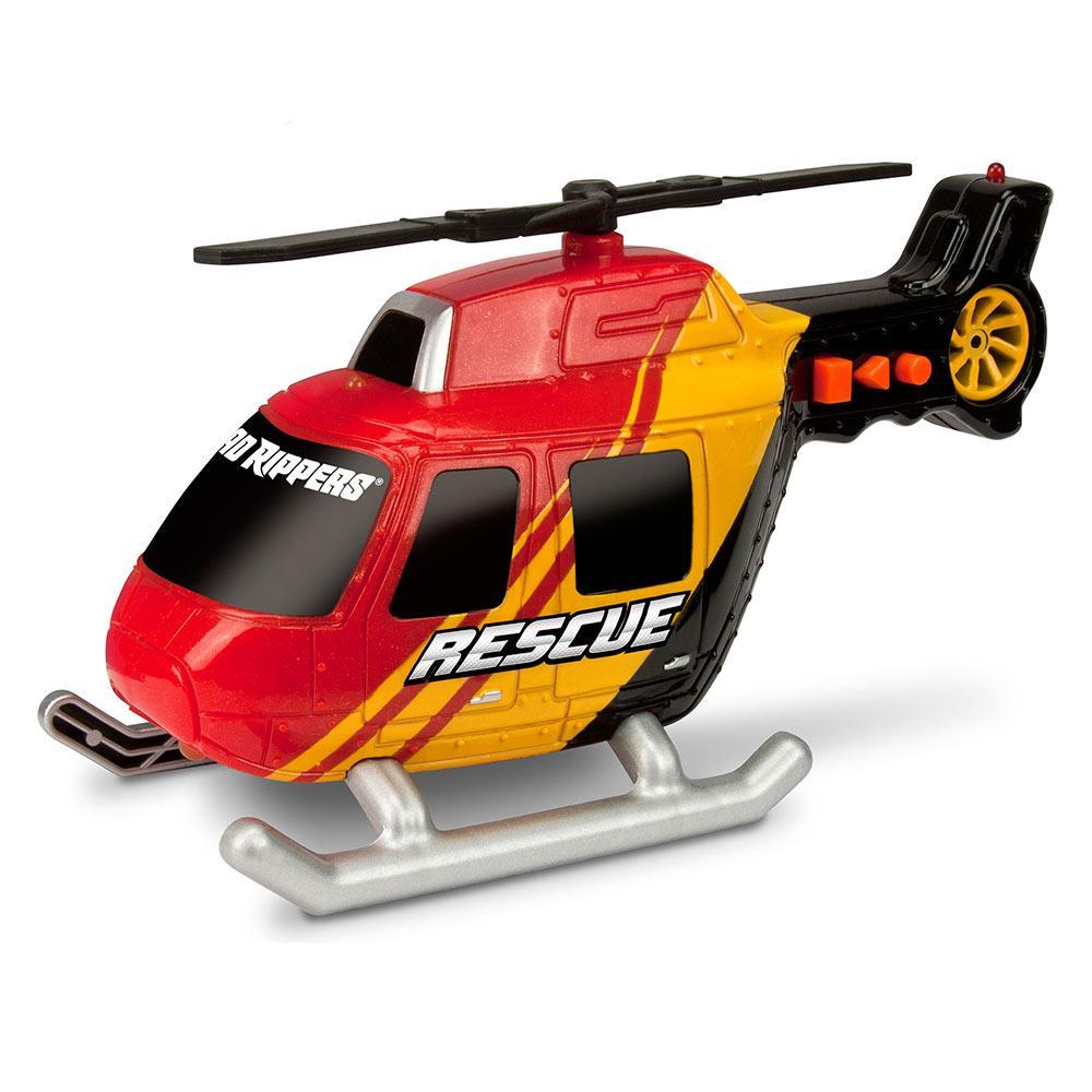 Спасательная техника Вертолет со светом и звуком Toy State 13 см (34512)