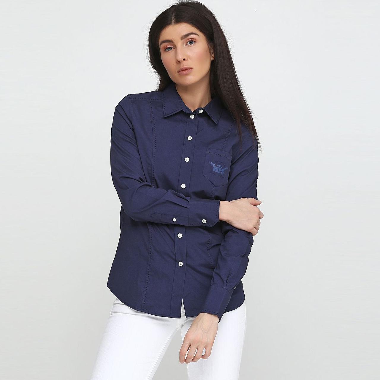 Женская рубашка  HIS HS887907 (S)