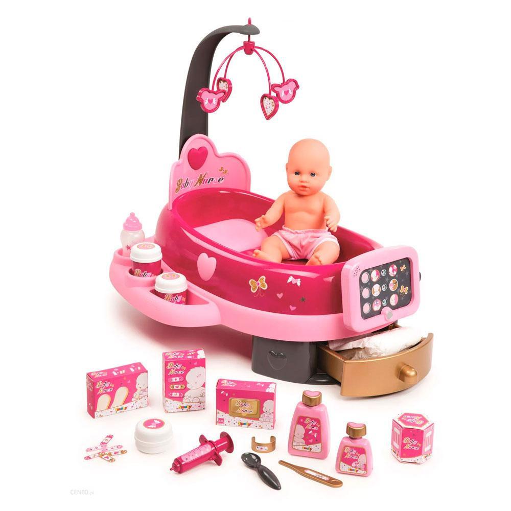 Аксесуар Baby Nurse для догляду за лялькою з пупсом з аксесуарами Smoby (220317)