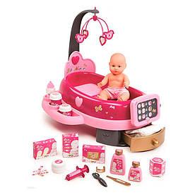 Аксессуар Baby Nurse для ухода за куклой с пупсом с аксессуарами Smoby (220317)