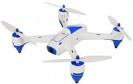 Квадрокоптер XBM-55 р/у2,4G,аккум,42,5см,свет,USBзар,Wi-Fi,камера,зап.лоп,кор,33,5-33,5-14,5см