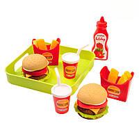 Игровой набор Ecoiffier Гамбургер (000957)