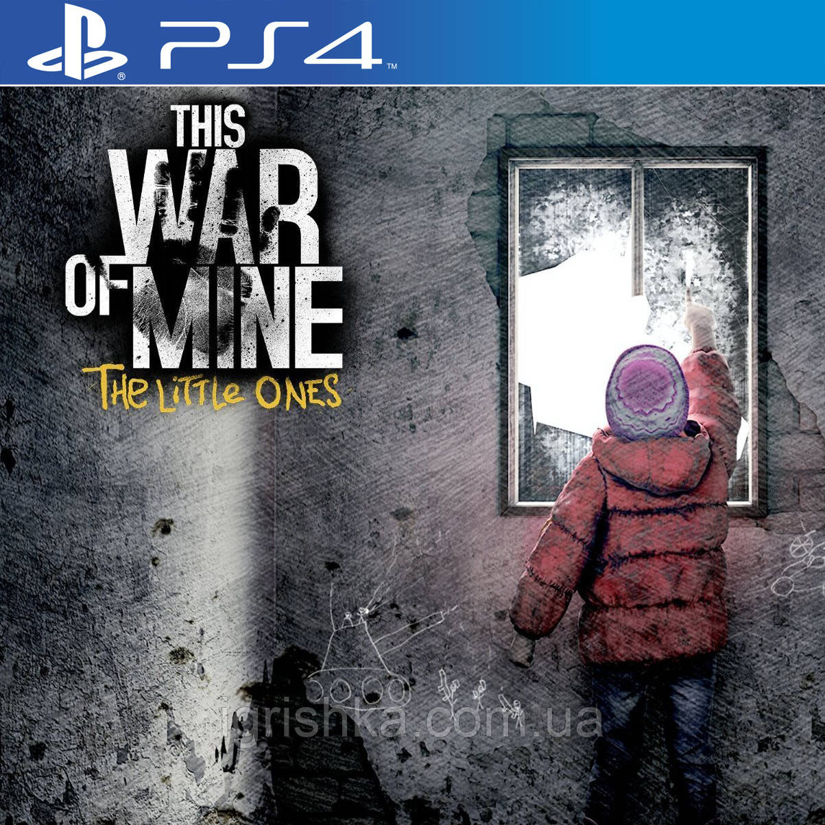 This War Of Mine: The Little Ones Ps4 (Цифровой аккаунт для PlayStation 4)