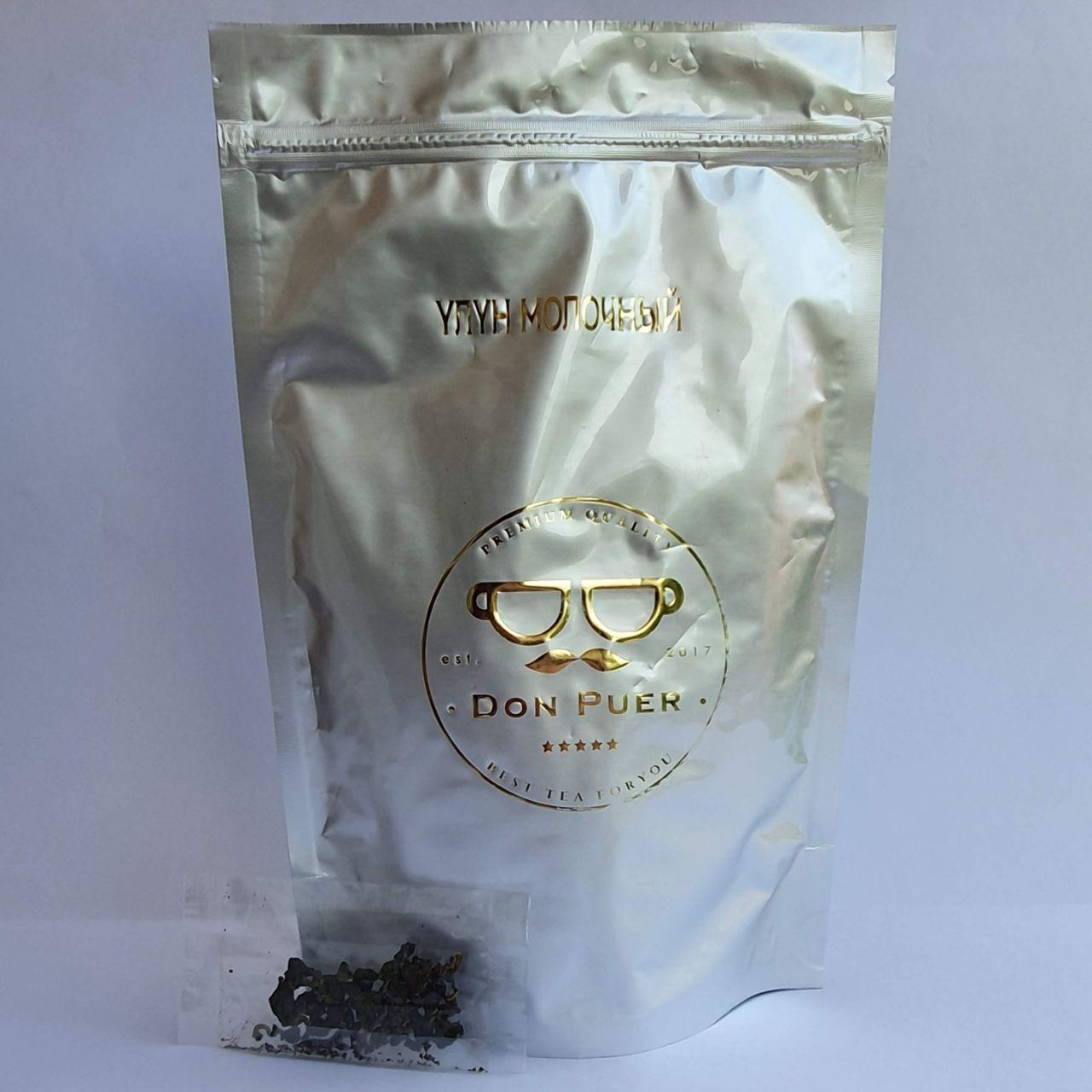 Чай Улун Молочный (Оолонг)