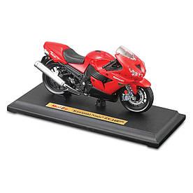 Maisto Модели мотоциклов (1 18) Honda Suzuki Kawasaki в ассорт. (12 вид.х2) (39300-01)