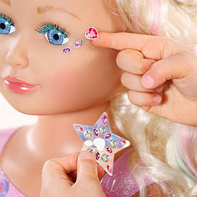 Кукла-манекен Baby Born Беби Борн - МОДНЫЙ ПАРИКМАХЕР (с аксессуарами)