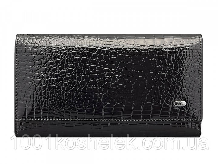 Кошелек женский ST S9001A Black