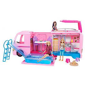 Игровой набор Barbie Барби Трейлер для путешествий (FBR34)