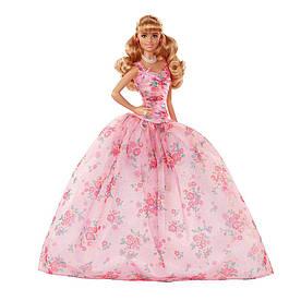 Коллекционная кукла Barbie Барби Особенный День рождения 29 см (FXC76)