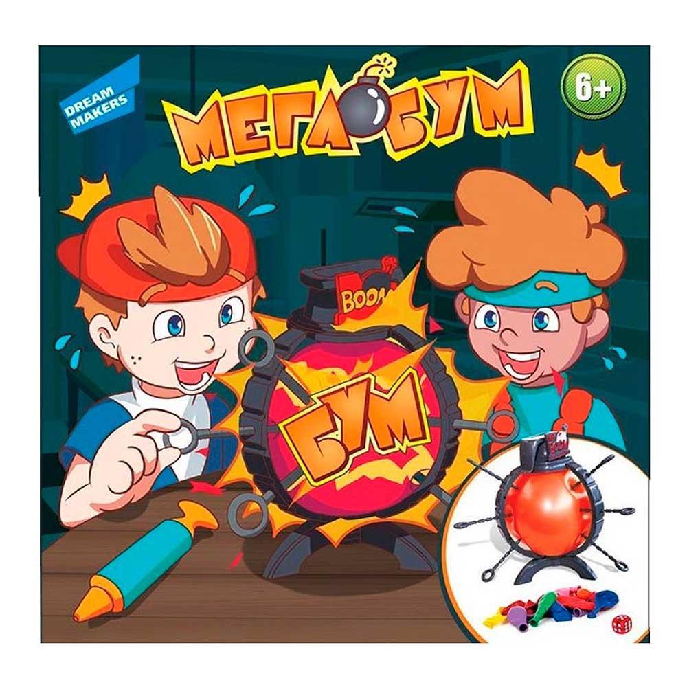 Настольная игра Dream makers Мега бум (B3110)