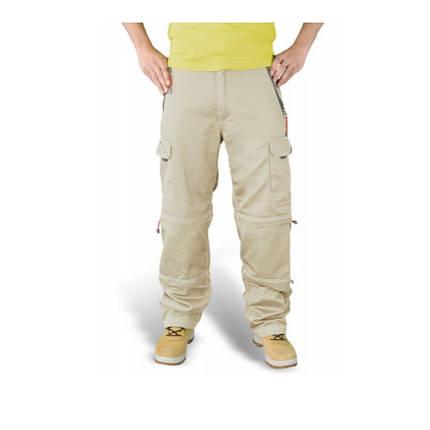 Штани Surplus Trekking Trousers BEIGE (L), фото 2
