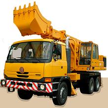 Запасные части для экскаватор планировшика UDS-114