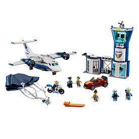 Конструктор LEGO Лего City Воздушная полиция воздушная база (60210)