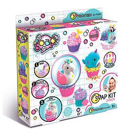 Игровой набор Canal toys So soap 3 в наборе (SOC002)