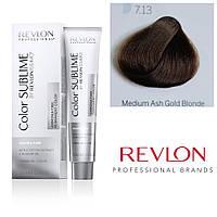 Профессиональная краска для волос REVLONISSIMO COLOR SUBLIME, 7.13