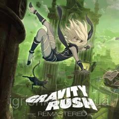 Gravity Rush Remastered Ps4 (Цифровий аккаунт для PlayStation 4) П3