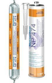 MasterSeal NP 474 (Aluminium Gray) герметик 300 мл