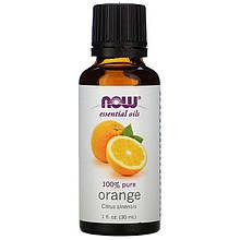 "Эфирное масло апельсина NOW Foods, Essential Oils ""Orange"" (30 мл)"