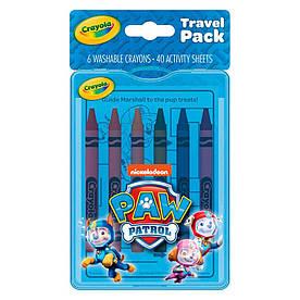 Набор для путешествий Crayola Щенячий патруль (04-0437)