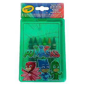 Набор для путешествий Crayola Герои в масках (04-0440)