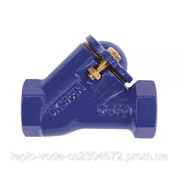 Зворотний клапан кульової Ду25