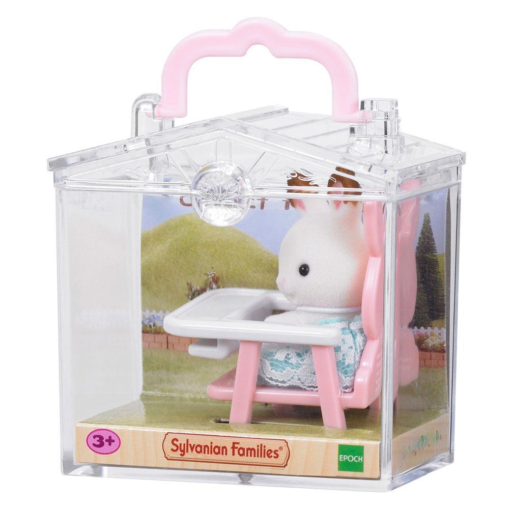 Игровой набор Кролик в детском стуле Sylvanian Families (5197)