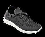 Мужские серые кроссовки в стиле Adidas, фото 5