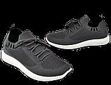 Мужские серые кроссовки в стиле Adidas, фото 4